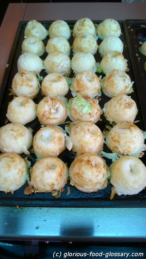 This Takoyaki is a specialty of one of the mini food stall located in a big and famous mall in San Pablo City, Laguna in Philippines.